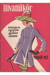 Divattükör 1969-70. - Régikönyvek