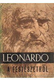 A festészetről - Leonardo da Vinci - Régikönyvek