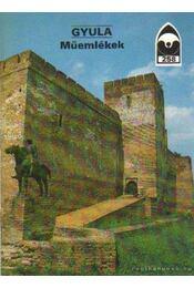 Gyula - Műemlékek - Dercsényi Balázs - Régikönyvek