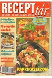 Recepttár 1999/5 - Wanatka Gabriella - Régikönyvek