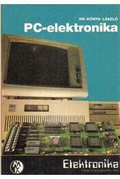 PC- elektronika - Kónya László - Régikönyvek