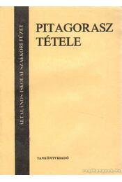 Pitagorasz tétele - Bereznai Gyula - Régikönyvek