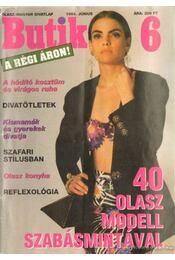 Butik 1993. június - Moldován Katalin - Régikönyvek