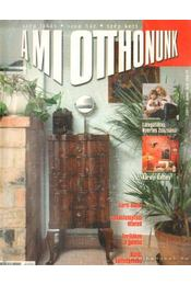 A Mi Otthonunk 2001. 2. szám - Vérti Zsuzsanna - Régikönyvek