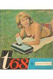 Technikai érdekességek 68/1 - Régikönyvek