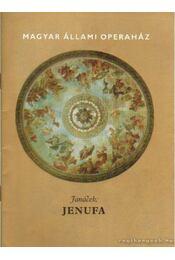 Jenufa - Janácek, Josef - Régikönyvek