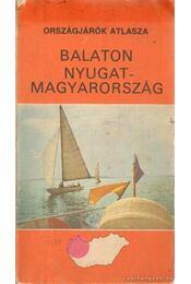 Balaton Nyugat-Magyarország - Régikönyvek