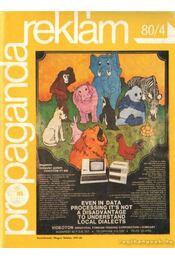 Propaganda Reklám 80/4 - Lindner Károly - Régikönyvek