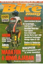 Bike mag 2006. Január-február - Adó Tamás - Régikönyvek