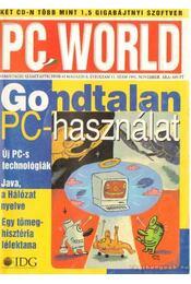 Pc World 1997. november 11. szám - Mészáros Csaba - Régikönyvek