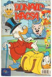Donald Kacsa 98/22 - Walt Disney - Régikönyvek
