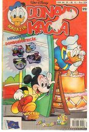 Donald Kacsa 99/08 - Walt Disney - Régikönyvek