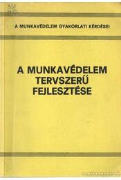 A munkavédelem tervszerű fejlesztése - Repa Imre - Régikönyvek