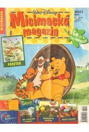 Micimackó magazin 2003/4 - Walt Disney - Régikönyvek