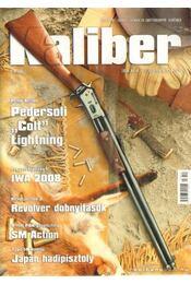 Kaliber 2008. május 11. évf. 5. szám (121. ) - Vass Gábor - Régikönyvek