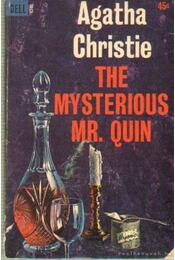 The Mysterious Mr Quin - Agatha Christie - Régikönyvek
