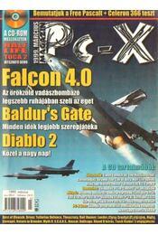 PC-X magazin 1999. március - Samu József - Régikönyvek