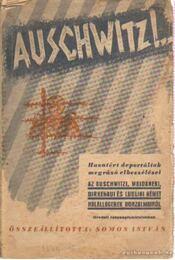 Auschwitz - Somos István - Régikönyvek