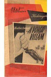 A vörös villám - Conrad, Walter - Régikönyvek