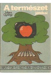 A természet játékai - Marx György - Régikönyvek