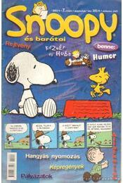 Snoopy és barátai 2002/4 7. szám - Régikönyvek