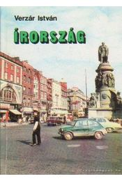 Írország - Verzár István - Régikönyvek