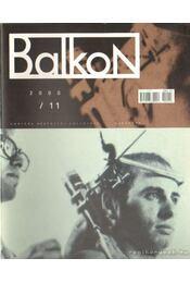 Balkon 2000/11 - Hajdu István - Régikönyvek