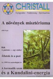 Christall 1995. nyár - Dusza Gabriella- Lödi Ágnes- Nemeskérti Attila - Régikönyvek