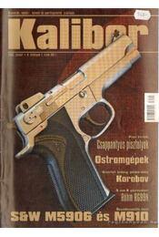 Kaliber 2006. január 9. évf. 1. szám (83.) - Vass Gábor - Régikönyvek