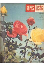 Képes Újság 1968. IX. évf. I-II. kötet (teljes) - Bolgár István (szerk.), Eck Gyula - Régikönyvek