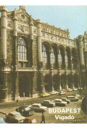 Budapest - Vigadó - Rappai Zsuzsa - Régikönyvek