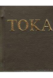 Tokaj - Pap Miklós - Régikönyvek