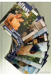 Tiffany 191-200. füzet - Conrad, Linda, Carrington, Tori, Dees, Cindy, LaBreque, Jennifer, McAllister, Heather, Ellis, Lyn, Crosby, Susan, Hingel, Metsy,  Dawn Atkins , Suzanne Brockmann - Régikönyvek