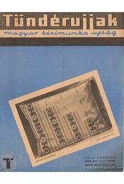 Tündérujjak 1942. október - Régikönyvek