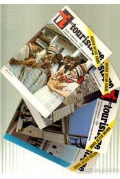Vue Touristique 1975. (teljes) - Régikönyvek