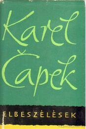 Elbeszélések - Karel Capek - Régikönyvek