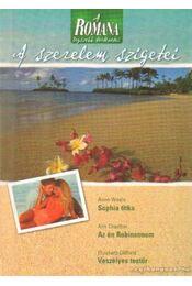 A szerelem szigetei - Oldfield, Elizabeth, Weale, Anne, Charlton, Ann - Régikönyvek