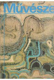 Művészet 1979. november - Rideg Gábor - Régikönyvek