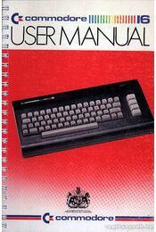 Commodore 16 user manual - Régikönyvek