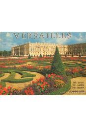Versailles - Kemp, Gerald van der, Hoog, Simone, Meyer, Daniel - Régikönyvek