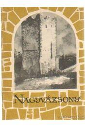 Nagyvázsony - Darnay Béla-Zákonyi Ferenc - Régikönyvek
