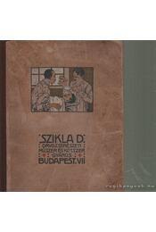 Szikla D. Orvossebészeti műszer és kötszer gyáros - Régikönyvek