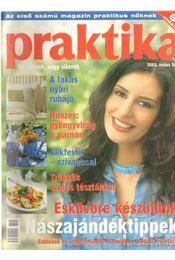 Praktika 2003. május - Boda Ildikó (főszerk.) - Régikönyvek