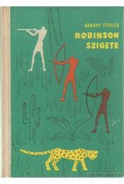 Robinson szigete - Fiedler, Arkady - Régikönyvek