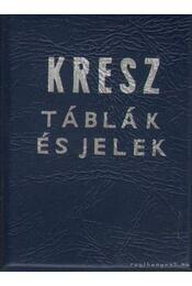 KRESZ táblák és jelek (mini) - Hüttl Pál - Régikönyvek