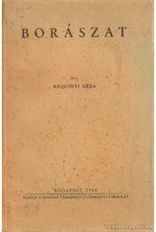 Borászat - ReQuinyi Géza - Régikönyvek