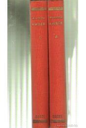 Amber I-II. kötet - Winsor, Kathleen - Régikönyvek