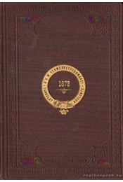 Természettudományi közlöny 10. kötet 101-112. füzet - Paszlavszky József, Szily Kálmán - Régikönyvek