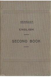 English - Second book - Bénédict - Régikönyvek