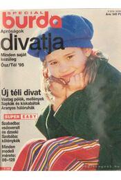 Burda Apróságok divatja ősz-tél 95 - Régikönyvek